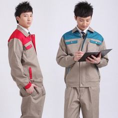 Women's / Men's Work uniforms clothes coverall work wear clothing Workwear uniforms painters overalls US $46.90