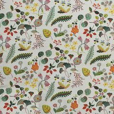 75940 Botanica Multi by Schumacher Fabric Wallpaper Size, Fabric Wallpaper, Outdoor Fabric, Indoor Outdoor, Fabric Decor, Fabric Design, Luxury Flooring, It Goes On, Tapestry Weaving