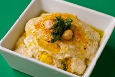 Dead Easy Hummus | VegWeb.com, The World's Largest Collection of Vegetarian Recipes