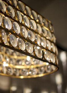 Viabizzuno | Da Ma Sospensione | Pendant chandelier light fitting by David Chipperfield and Mario Nanni for Valentino