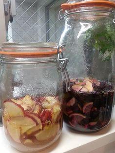 季節のお野菜や果物、ハーブなどを使って手作り酵素ジュースを…季節に取れる植物は、その季節の人の体調に合います。