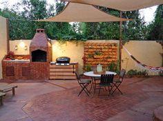 Cucine all\'aperto - Cucina esterna   casa dentro e fuori   Pinterest ...