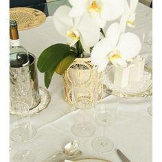 Flower Vase - Natural