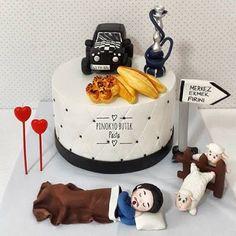 Pinokyo Butik Pasta ve Kurabiye - İzmit: Doğum günü sürprizi...