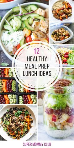 I'm always on the look out for healthy meal prep lunch ideas - thanks for sharing! http://eatdojo.com/easy-healthy-recipes-meals-breakfast-lunch-dinner/