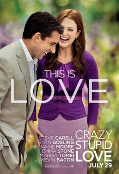 Have you seen this movie? I can't wait to! Follow the link to an interview with Steve Carell on Fatherhood, Life & Crazy Stupid Love