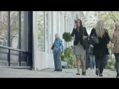 Old people singing new music. A collection of funny clips compacted into one awesome advert.