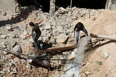 Two Million in Syria's Aleppo Without Running Water Electricity