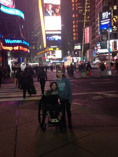 Me and my BFF in Times Square!!!