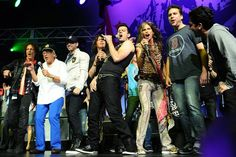 New Kids On the Block, Aerosmith, and more at the Boston Strong concert
