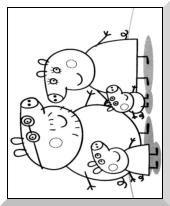 Peppa Pig kleurplaten - TopKleurplaat.nl - plaatjes ...