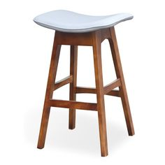 The Sketch is a popular choice among those looking for a truly classic design.  Made of the finest leather, and carefully constructed from solid wood, this stool is both comfortable and stylish.