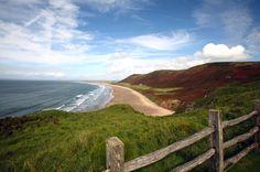 Wales Coastal Path, Paths, Mountains, Nature, Travel, Naturaleza, Viajes, Destinations, Traveling