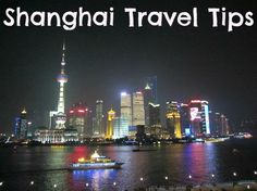Expert Travel Tips for Shanghai, China: http://www.ytravelblog.com/things-to-do-in-shanghai/
