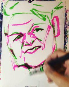 "torao fujimoto on Instagram: ""#viviennewestwood #ヴィヴィアンウエストウッド #fashiondesigner #ファッションデザイナー #DAME #デイム #19410408 #birthday #誕生日 #1minut #1分 #1mindraw  #一分描画 #portrait…"" Joker, Fictional Characters, Instagram, The Joker, Fantasy Characters, Jokers, Comedians"