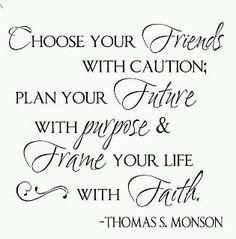 choose, plan, frame.