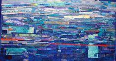 Reclamation Series » Deborah Fell Art Quilts