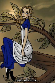 Alice by QueenGrania ~ Azalea's Dress Up Dolls