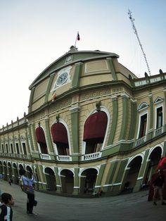 Entrada principal Palacio, Córdoba