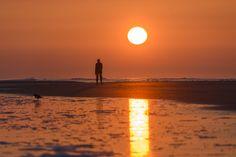 #Sonnenaufgang #Langeoog