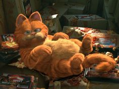 Garfield, Meu Malvado Favorito e Planeta 51 são os filmes que serão exibidos aos domingos, sempre às 16h, com entrada Catraca Livre.