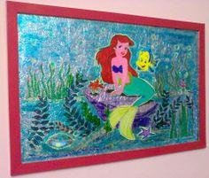 Mermaid Painting...
