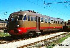 Italy Train, Metro Rail, Trains, Futuristic Design, Retro Futurism, Sicily, Locomotive, Diesel, Concept Art