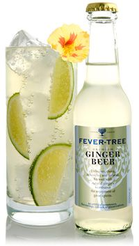 Remembering Rue cocktail recipe  Ingredients:    3 ounces Fever-Tree Ginger Beer  1 ounce vodka  1/2 ounce fresh lime juice  Edible flower for garnish    Directions:    Fill a highball glass with ice.  Add vodka and fresh lime juice.  Top off with Fever-Tree Ginger Beer.  Garnish with lime wedges in the glass and an edible flower in remembrance of Rue, just as Katniss remembered the fallen Tribute with flowers.