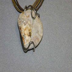 Extraordinary Agate Gemstone Designer Necklace