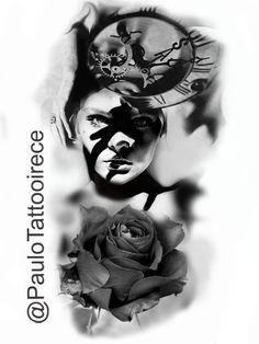 Artista gráfico : Paulo Duarte disponível para ser tatuar interessados chamar no ibox Studio Tattoo and Soul agendamentos e orçamentos pelo WhatsApp(74) 999573677 Faça uma visita Ao estúdio localizado na Rua São Jorge n32 próximo à praça do cacheiro . Artista: Paulo Tattoo Irecê Rua : são Jorge nº32 Bairro: São José Cidade: Irecê bahia Instagram https\://www.instagram.com/paulotattooirece/