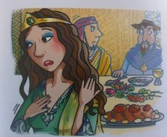 ME ABURRE LA RELIGIÓN: ESTER, LA HUÉRFANA QUE SE CONVIRTIÓ EN REINA Princess Zelda, Disney Princess, Disney Characters, Fictional Characters, Learning, Art, Gallows, Woman Of God, Art Background