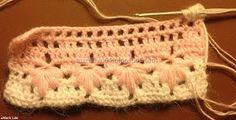 Marumin Crochet: Punto Misterioso 2 / Mistery Stitch 2