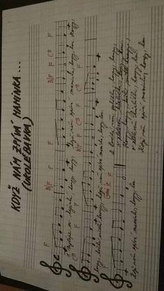 Bf Bf, Sheet Music, Music Sheets