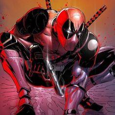 Like if you love Deadpool! #comicsandcoffee