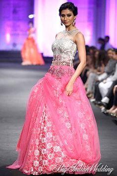 Anjalee & Arjun Kapoor cocktail gown collection