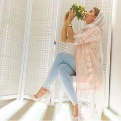 Tehran # street style # women fashion # stylish