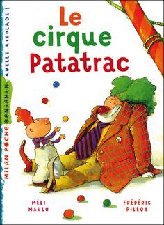 """"""" Mesdames et messieurs, ce soir, sous le grand chapiteau du cirque Patatrac, Zigotto Rigoletto, le jongleur va vous présenter son nouveau numéro ! """" Mais au moment de se lancer sur la piste, Zigotto reste caché derrière le rideau…"""