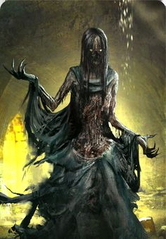 Post with 26751 views. The Witcher Gwent Card Art Dark Creatures, Creatures Of The Night, Fantasy Creatures, Mythical Creatures, Monsters Rpg, Witcher Monsters, Witcher Art, The Witcher 3, Gothic Fantasy Art