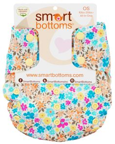 Smartbottoms 3.1 Cloth Diaper