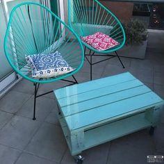 MESA RATONA AGUAMARINO Chair, Furniture, Home Decor, Decoration Home, Room Decor, Home Furnishings, Stool, Home Interior Design, Chairs