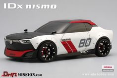 ABC Hobby Nismo Nissan IDx RC Drifting Body DriftMission (7)
