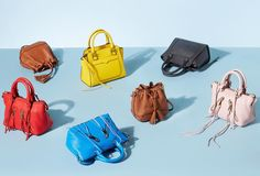 The Classic Styles You Love, Only Smaller. #nationalhandbagday #microbags @rebeccaminkoff  By Shopbop
