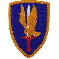 1st Aviation Brigade Class A Patch