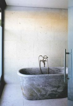 Friday Post: A Classic Beauty   The Perfect Bath