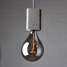 Retro žiarovka XXL PERA s dymovým sklom – 4W, E27, Stmievateľná, 130lm-- Wall Lights, Ceiling Lights, Sconces, Led, Retro, Lighting, Pendant, Vintage, Home Decor