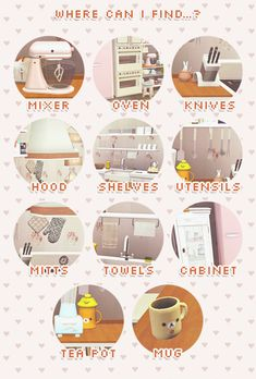 Ruby Red Simblr - nikolagirl88:   pastry-box:   Mixer | Retro...