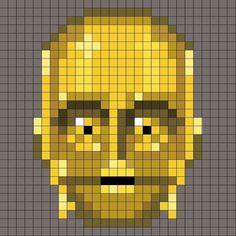 Pixel ID Card 'C-3PO'