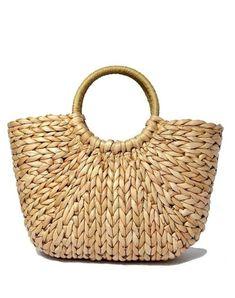 fae0801db5 Alison Bag - the Ultimate Essential Straw Bag