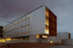 Hospital Of Sant Joan Despi Doctor Moises Broggi in Barcelona by Brullet-De Luna Arquitectes.