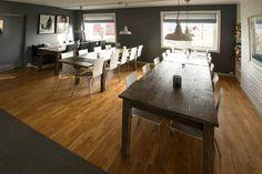 The main dining area - - Svalbard, Noruega, Euopa